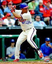 Signed 8x10 Wilson Valdez Philadelphia Phillies Autographed photo - Coa