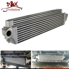 Bolt-On FMIC Front Mount Intercooler For 16-17 Honda Civic 1.5L Turbo Silver
