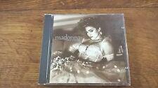 Rare Madonna Like A Virgin German Cd Album
