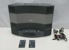 Bose Acoustic Wave Music System II 5 Disc Changer with 2 remotes