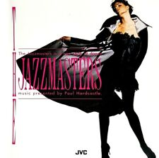 """Jazzmasters"" - ""Paul Hardcastle"" - ( CD - JVC / Victor Company )"