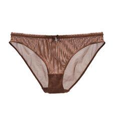 Unpadded Underwire Sexy Comfort Bra Sheer Lace Plunge Bralette  B-F or Briefs