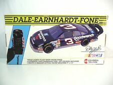 NASCAR DALE EARNHARDT GOODWRENCH COLUMBIA TEL-COM PHONE TELEPHONE NEW in BOX