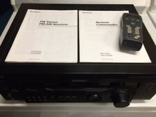 Sony STR-DE845 5.1 Channel 500 Watt A/V Receiver