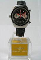 Breitling Chrono-Matic Ref. 2114 automatic Chronograph um 1970 top Zustand