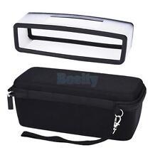 Portable Hard Case Travel Bag for Bose Soundlink Mini 1 2 BT Speaker Black