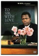 TO SIR, WITH LOVE : SIDNEY POITIER [NTSC ALL REGIONS] (DVD)