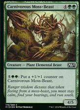 Carnivorous Moss-Beast FOIL NM | | m15 | Magic MTG