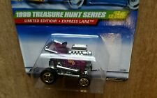 1999~ HOT WHEELS ~EXPRESS LANE~TREASURE HUNT ~VHTF~RARE-NICE -MILLENIUM EDITION
