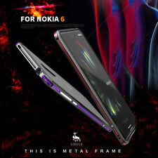 Nokia 6 Case, 100%Luphie Original Brand Bumper Protective Case Cover For Nokia 6