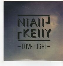 (FL762) Niall Kelly, Love Light - DJ CD