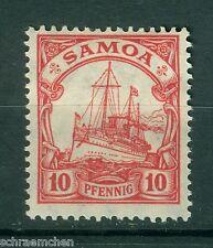 Deutsche Kolonien - Samoa , 22 , *