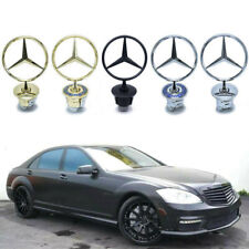 OEM Mercedes-Benz Star Hood Logo Emblem Badge 3D W210 W220 W204 C200 W221