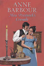 Miss Prestwick's Crusade, Anne Barbour, Very Good Book
