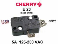 CHERRY Switch SPDT direct contact without lever 5A 125-250 VAC solder terminals