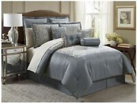 "McLeland Design ""Sonoma"" 8 Piece Comforter Bedding Set"