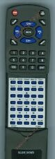 Replacement Remote for SYLVANIA LC220SS2