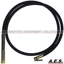 Tire Changer Inflation Inflator Hose Air Hose for John Bean FMC Tire Machine