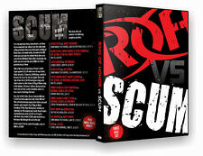 Official ROH Ring of Honor  - ROH vs. SCUM (3 Disc Set) DVD