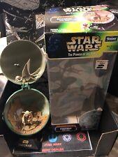 Star Wars Yoda Return Of The Jedi 1998 Kenner