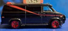 2011 Hot Wheels - A-Team Van  ('83-'84 GMC Panel Van)