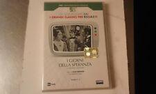 DVD-I GIORNI DELLA SPERANZA-PUNTAT 1-2-GLI SCENEGGIATI RAI-CLASSICI PER RAGAZZI*