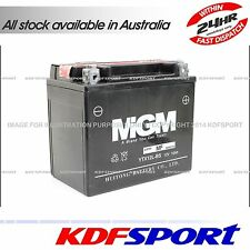 KDF BATTERY BIKE ATV 12V 10AH QUADS YTX12L BS MOTORCYCLE FOR YAMAHA HONDA SUZUKI