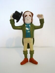 PIRATES IN ADVENTURE WITH SCIENTISTS Figurine DARWIN - MCDONALD'S 2012 toy