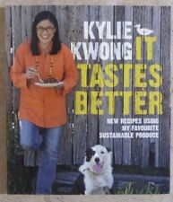 # 6 TASTE MINI COOK BOOK - IT TASTES BETTER by KYLIE KWONG