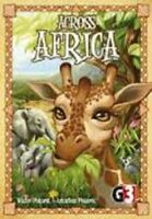 ACROSS AFRICA BOARD GAME BRAND NEW & SEALED CHEAP!!