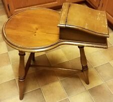 RARE Antique Telephone Table by Drexel Heritage OOAK