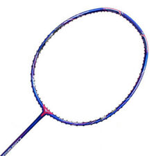 Mizuno LUMINASONIC IF Blue Badminton Racket Racquet String 6U6 73g with Cover