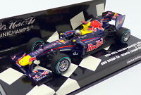 Minichamps 1/43 Scale 410 100105 - F1 Red Bull Racing Renault RB6