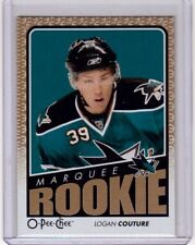 LOGAN COUTURE 09/10 OPC O-Pee-Chee Update 794 ROOKIE Hockey Card San Jose Sharks