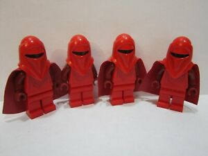 Mini Figures Fit Lego Star Wars Red Guard