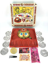Vintage 1966 - MATTEL - Incredible Edibles, Sugarless Candy Maker - RARE - #4550