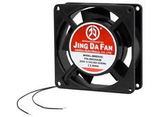 92 mm x 92 mm x 25 mm 220 V 230 V 240 V AC ventilateur de refroidissement Roulement à billes 92x92x25