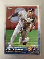 2015 Topps Update Carlos Correa Rookie (#US174)