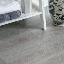 D-C-Floor Self Adhesive Vinyl Floor Tiles Grey Wood pack of 11 tiles (1SQM)