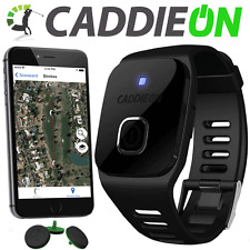 """""""NEW 2017"""" caddieon Digital GOLF Tracking System Per Apple, Blackberry e Android"""