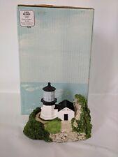 Harbour Lights Cape Meares, Oregon #160 Lighthouse #919/9500 1995