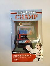 My Arcade Official Karate Champ Micro Player Handheld Retro Video Game