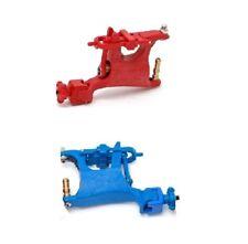 2 pcs Liner Shader Tattoo Rotary Motor Gun Machine Swashdrive A7 red + blue