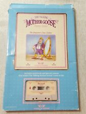 1986 Worlds of Wonder Talking Mother Goose Fairy Tales Emperors New Clothes