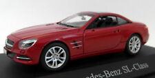 Norev 1/43 Scale Diecast -  B6 696 0103 Mercedes Benz SL Klasse red