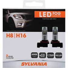 Sylvania H8LED.BX2 LED FOG LIGHTS H8 / H16