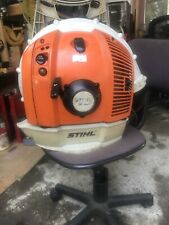 STIHL BR600 COMMERCIAL GAS BACKPACK LEAF BLOWER Photo On The Chairs