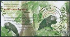 [323429] Sint Eustatius 2018 Reptiles good sheet very fine MNH