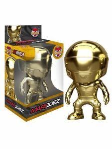 Tminis Marc Marquez MM93 Collectible Toy Figure - MotoGP team Repsol Honda  GOLD