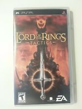 The Lord of the Rings: Tactics (Sony PSP) (2005)